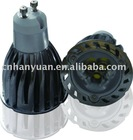 LED HIGH POWER GU10 3*2W