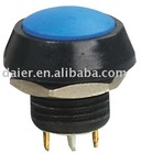 Waterproof momentary switch