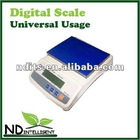 DIGITAL SCALE ELECTRONIC UNIVERSAL USAGE MAX RANGE OF 600G
