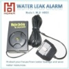 water alert system of water leakage for refrigerant leak detection