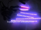 6 pcs led motor kit with remote controller
