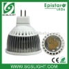 4W New Arrival LED Spot Lamp With Special Fin Heatsink LED