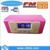 mini digital sound speaker box