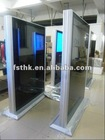 "46"" Landscape touch totem kiosk lcd display"