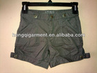 2012 fashion brand women's short pants