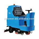 On Board Automatic Floor Scrubber Dryers R110BT85