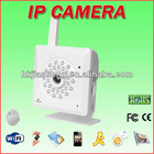 security P2P ip camera wireless wifi IR CUT hidden camera,webcam with remote control