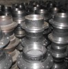Truck wheel hubs
