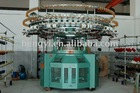 4-color striper knitting machine