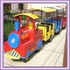 Attractive recreational rides electric trackless train
