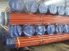carbon steel black seamless pipe