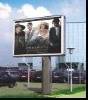 Outdoor Advertising Display Stand