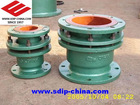 DN400 ductile iron pipe fittings