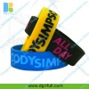 silicone bracelets and bangles
