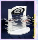 self for advertising and show exhibition display rack
