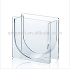 eye-catching clear acrylic mini fish tank