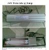 HY-35, 36W twin-tube UV lamp