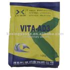 Vitamin AD3E premix for poultry and livestock