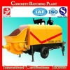 2012 hot selling economic type concrete pumps for sale