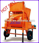 JDC500 mobile concrete mixer (hot sell in Africa)