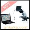 2.0MP 1600X1200 Digital Color Camera for Compound Microscope
