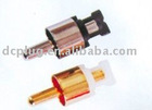China copper,diameter 9.0 mm, single slit, RCA high tension plug