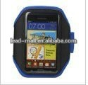 HOT Sell Sport Arm Band pouch Case for Samsung Galaxy Note I9220 GT-N7000 I717