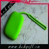 Latest silicone key bag/ cute key wallet
