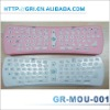Wireless Keyboard with Fly-mouse