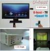 u host smart tv google android wifi dongle 4.0 tv box hdmi,internet tv set top box