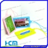 Good promotional gifts silicone name card holder