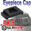 DK-5 Eyepiece Cap for NIKON D300 D200 D60 D80 D70s D40x