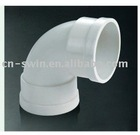 Swin PVC fitting/PVC elbow/PVC 90 degree elbow