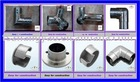 stainless steel hardware for slotted handrail tube