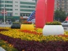 Fibre-reinforced plastic (FRP) flower pots for sale