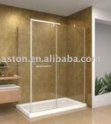 luxury bathroom shower door