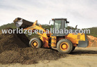 3 ton wheel loader W136, shovel loader, earth moving
