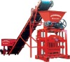 cement,cocnrete ,clay brick machine QTJ4-35B2