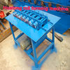 Portable construction useful covering machine