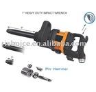 1'' Heavy duty impact wrench