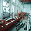 skiving and roller burnished seamless steel pipe