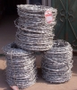 Galvanized Barbed iron wire(professional factory)