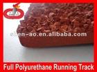 2012 Full Polyurethane Running Track
