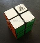 WitEden 2x2x3 223 Camouflage I Magic Cube Puzzle Cube Black