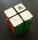WitEden 2x2x3 223 Camouflage I Magic Cube Puzzle Cube Black