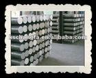 Extruding Aluminium Alloy 2A12 6061 6063 round rods bars