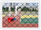 Wire Mesh Chain Link Fence Tennis Court Fence
