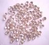 white crystal rhinestone chatons