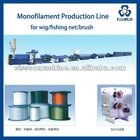 broom / brush monofilament thread making machine
