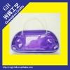 2011 new-style pvc cosmetic handbag